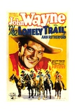 THE LONELY TRAIL, John Wayne, 1936 Prints