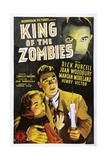 KING OF THE ZOMBIES, Joan Woodbury, Dick Purcell, Henry Victor, 1941 Posters