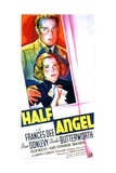 HALF ANGEL Posters