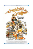 AMERICAN GRAFFITI, 1973 Prints