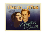 ANOTHER DAWN, Kay Francis, Errol Flynn, 1937 Posters