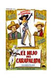 SON OF PALEFACE (aka EL HIJO DEL CARAPALIDA) Poster