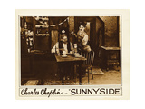 SUNNYSIDE, from left: Tom Wilson, Charlie Chaplin, 1919 Prints