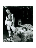 THE SHEIK, from left, Rudolph Valentino, Agnes Ayres, 1921 Posters