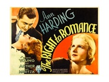 THE RIGHT TO ROMANCE, left: Robert Young, right: Ann Harding, 1933. Prints