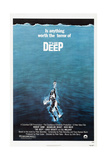 THE DEEP, US poster, 1977 Posters