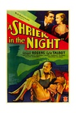 A SHRIEK IN THE NIGHT Prints