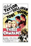 THREE COMRADES Art