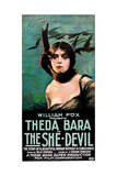 THE SHE DEVIL (aka THE SHE-DEVIL) Prints