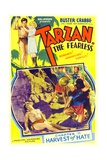TARZAN THE FEARLESS Prints