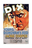 YOUNG DONOVAN'S KID, Richard Dix on US poster art, 1931 Prints