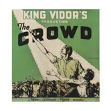 THE CROWD, 1928. Prints