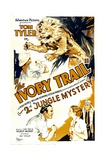 JUNGLE MYSTERY, 'Chapter 2: The Ivory Trail', 1932. Posters