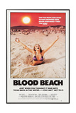 BLOOD BEACH, U.S. poster art, 1980, ©The Jerry Gross Organization/courtesy Everett Collection Plakaty