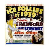 THE ICE FOLLIES OF 1939 Poster