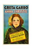 Anna Christie, Greta Garbo, 1930 Posters