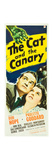 THE CAT AND THE CANARY, from left: Bob Hope, Paulette Goddard, 1939 Posters
