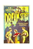 DREAM STREET, left to right: Ralph Graves, Carol Dempster, Charles Emmett Mack, 1921 Art
