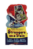 STRANGERS ON A TRAIN Posters