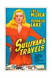 SULLIVAN'S TRAVELS, Veronica Lake, 1941. Prints