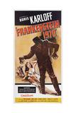 Frankenstein, US poster art, 1958 Posters