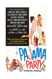 PAJAMA PARTY Posters
