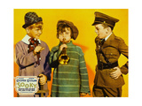 SOOKY, from left on US jumbo lobbycard: Jackie Cooper, Robert Coogan, Jackie Searl, 1931 Prints