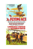 THE FLYING ACE, 1926 Posters