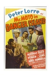 MR. MOTO IN DANGER ISLAND Posters