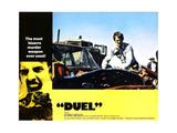 DUEL, Dennis Weaver, 1971. Art