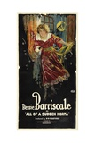 ALL OF A SUDDEN NORMA, Bessie Barriscale, 1919. Poster