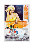 THE SEVEN YEAR ITCH (aka LA TENTACION VIVE ARRIBA) Prints