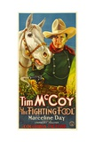 THE FIGHTING FOOL, Tim McCoy, 1932 Prints