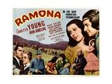 RAMONA Posters