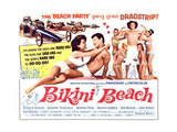 BIKINI BEACH Prints