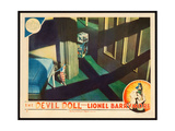 THE DEVIL DOLL, Jean Alden, 1936 Poster
