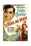 STRIKE ME PINK, top left: Eddie Cantor, 1936 Print