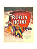 THE ADVENTURES OF ROBIN HOOD Posters