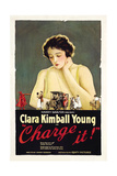 CHARGE IT, Clara Kimball Young, 1921 Prints