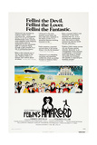AMARCORD, US poster, 1973 Prints