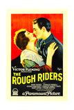 THE ROUGH RIDERS, from left: Mary Astor, Charles Farrell, 1927. Posters