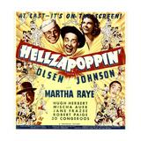Hellzapoppin' Art
