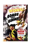 Bombs Over Burma, Anna May Wong, 1943 Prints