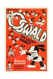 OSWALD THE LUCKY RABBIT, Oswald The Lucky Rabbit, 1935. Print