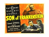 SON OF FRANKENSTEIN Prints