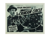 THE CRIMSON CIRCLE, top left: Noah Beery, 1936 Posters