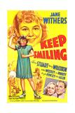 KEEP SMILING Prints