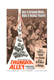 THUNDER ALLEY, 1967 Art