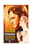 STINGAREE, Richard Dix, Irene Dunne, 1934 Prints