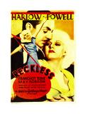 Reckless, Jean Harlow, William Powell, 1935 Prints